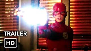 The Flash 6x10 Trailer \