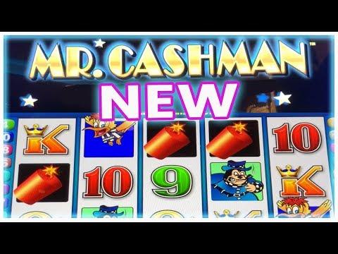 😮BRAND NEW ➡⭐Mr.Cashman⭐⬅ SLOT MACHINE ✦ San Manuel Casino - Slot Machines w Brian Christopher
