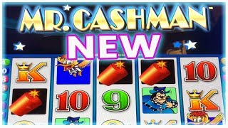 😮BRAND NEW ➡⭐Mr.Cashman⭐⬅ SLOT MACHINE ✦ San Manuel Casino - Slot Machines w Brian Christopher