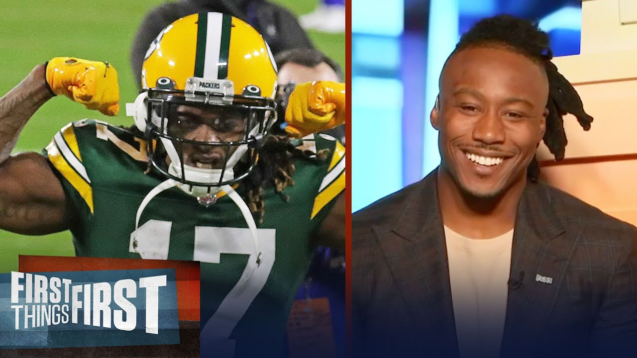 Davante Adams is right, he should be the highest paid WR —Brandon   NFL   FIRST THINGS FIRST