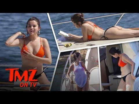 Selena Gomez  Sydney, Sun and Scars? | TMZ TV