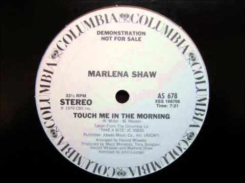 Marlena Shaw - Touch Me In The Morning (Disco Mix).wmv