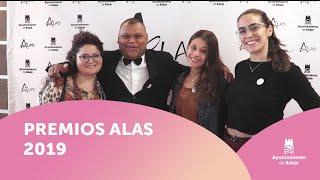 ver video: Premios ALAS 2019