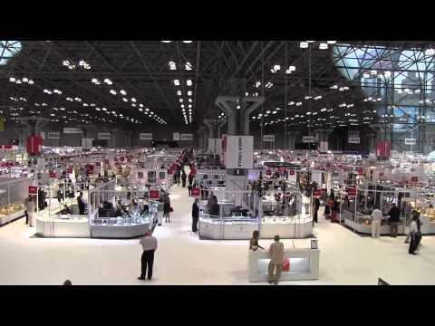 JA NEW YORK July 29- 31, 2012 Fine Jewelry Trade Show