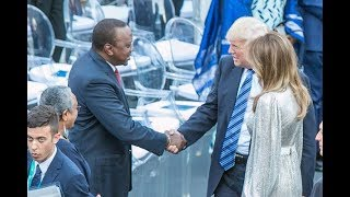 What President Uhuru is set to discuss with US President Donal Trump