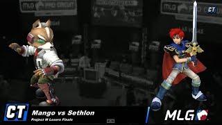 WHOBO MLG - MIOM Mango vs Sethlon - Losers Finals - Project M