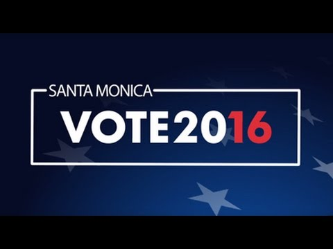 Santa Monica Vote 2016 - Ballot Measure GS Argument and Rebuttal In Favor