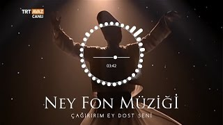 Ney Reed Flute Sufi Music ♫ The Sufi Whirling Dervishes of Mevlana