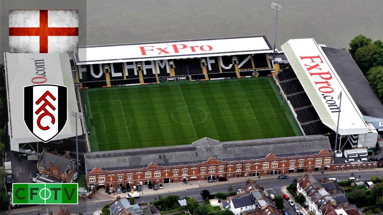Craven Cottage Stadium Fulham Fc Youtube