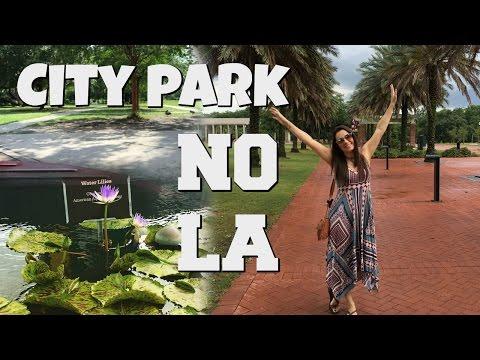 Um dia no parque - City Park New Orleans - Josi Daresbach