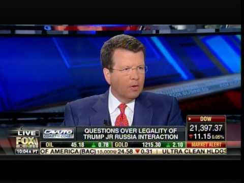 Gregg Jarrett: What Donald Trump Jr. Did Was NOT Illegal - Even Collusion It Is Not Illegal
