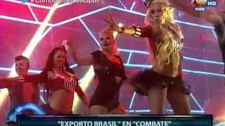 Paloma Fiuza y Brenda Carvalho regresan a los escenarios con el nuevo 'Exporto Brasil'