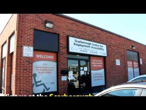 SCEA - Employment Resource Centre in Toronto
