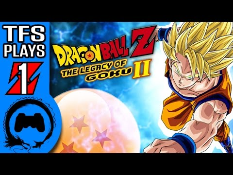 Dragon Ball Z LEGACY OF GOKU 2 Part 1 - TFS Plays