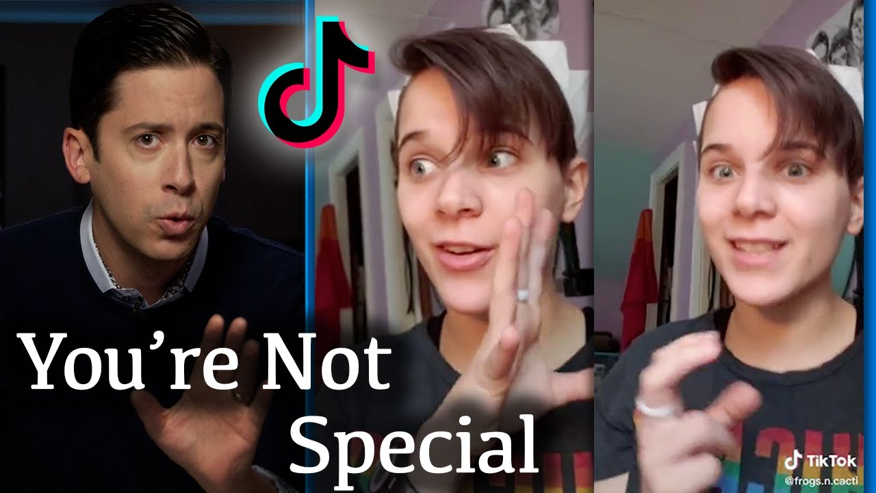 LOL: VIRAL TikTok Finally EXPLAINS Non-Asexual and Aromantic