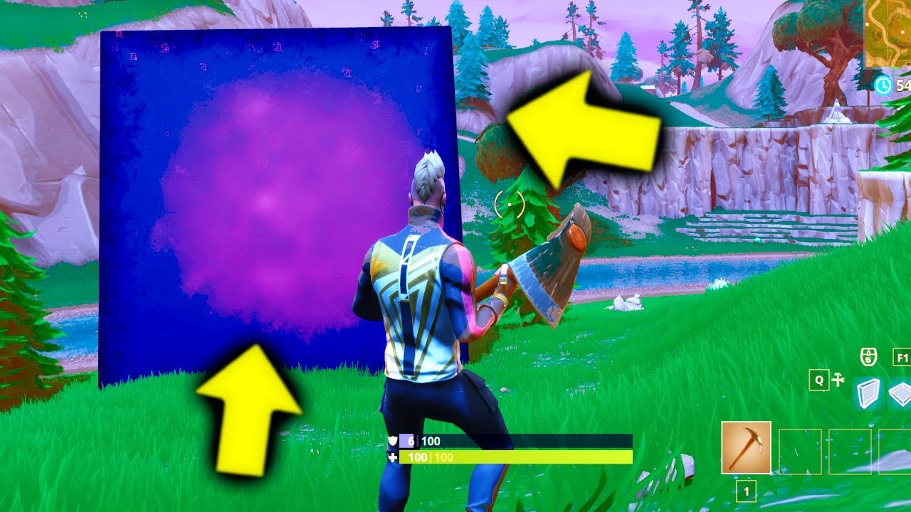 PROOF The Fortnite Cube Will STOP Here, Then Destroy...