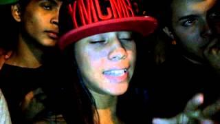 CRV- Freestyle - Mestiza Mc -Plaza Andres Bello.