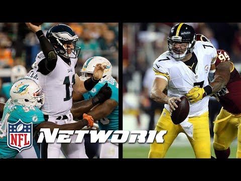Is Carson Wentz the Next Ben Roethlisberger? | DDFP | NFL Network
