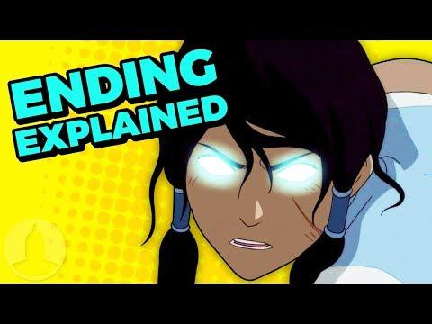 The Legend of Korra Book 4 Ending Explaind! | Channel Frederator
