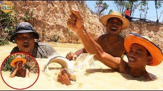 ปลาช่อนตัวนี้ ทำเอาเถ้าแกแทบคุมขมับ ตึกแหหาปลา ก้อยปลา ส้มตำ