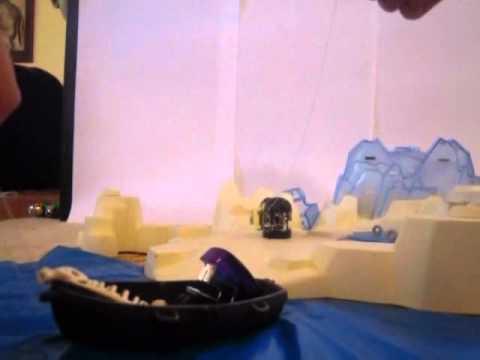 Staplers Adventure- Episode 4, Antics In Antarctic