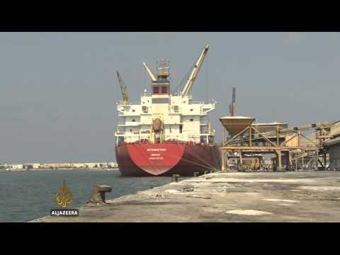 Djibouti struggling to cope with Yemen's shipping overflow