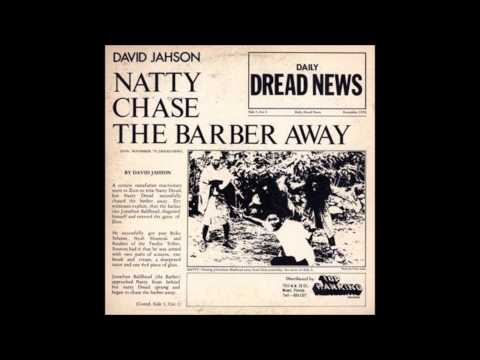 David Jahson   Natty Chase the Barber Away ( Full Album )