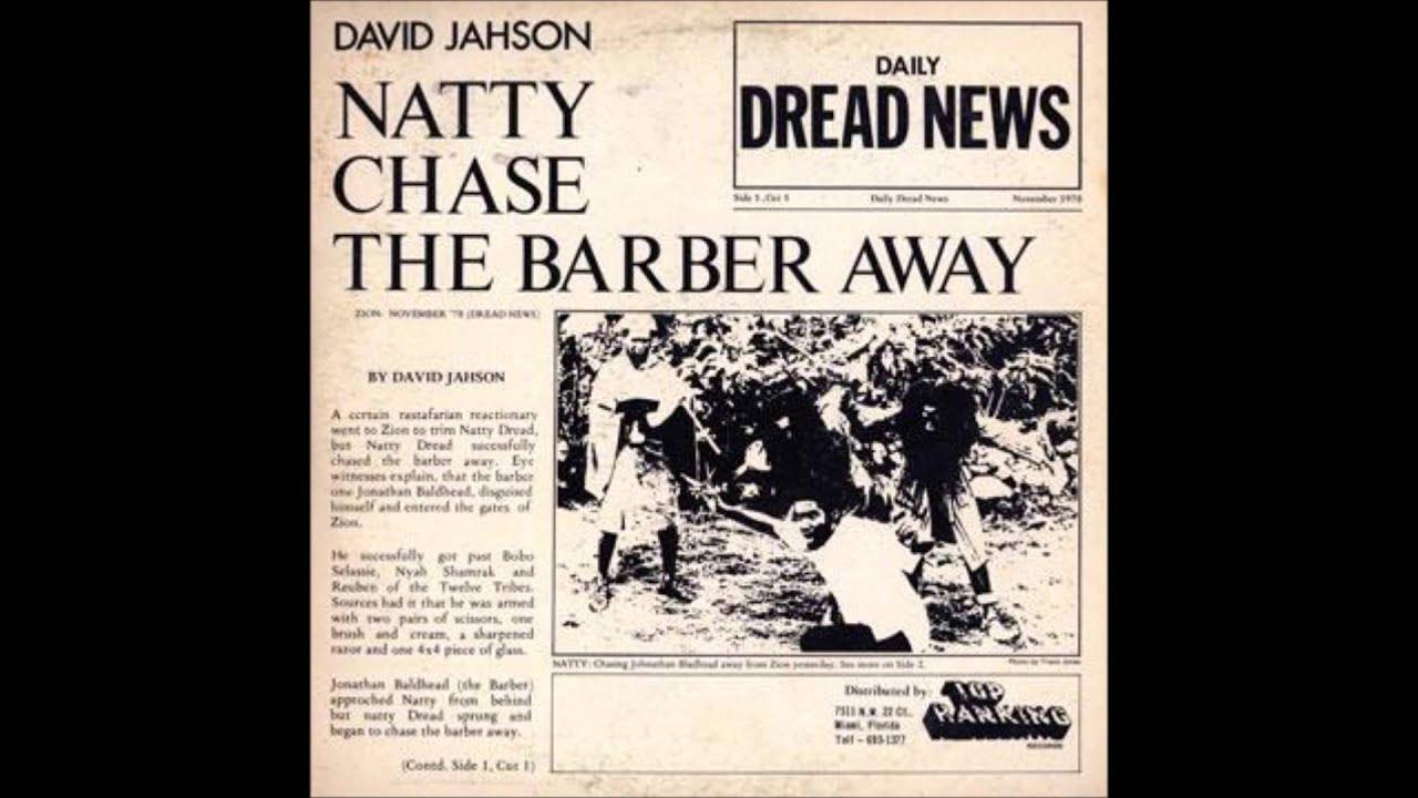 David Jahson - Natty Chase The Barber