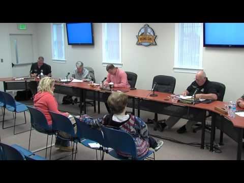 May 23, 2017 - Rising Sun, MD - Board of Commissioners Meeting