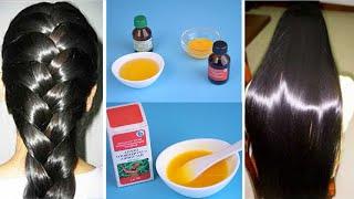 Волосы растут как на дрожжах Сильнейшая маска для роста волос