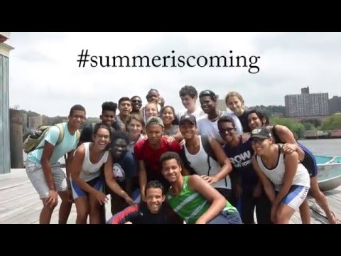 #summeriscoming: Row New York Summer Camps