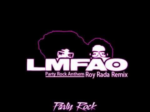 LMFAO - Partyrock Anthem (Roy Rada Bootleg).