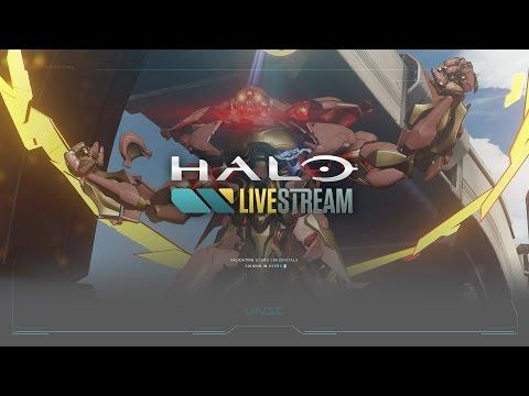 Halo Livestream – Warzone Firefight Beta