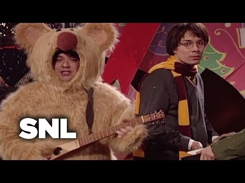 A Song from SNL: I Wish It Was Christmas Today IV - SNL