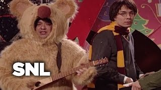 Seasons Greetings from the Christmas Toys - Saturday Night Live