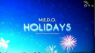 M.E.D.O. - Holidays **Happy New Year** [Free Download]