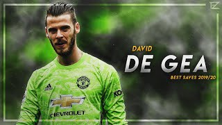 David De Gea 2020 - Best Goalkeeper Reflex ● Crazy Saves
