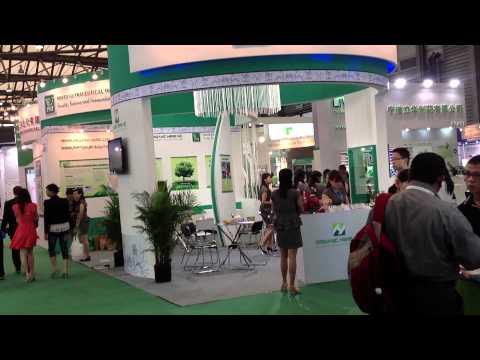 CPhI Shanghai 2012-Organic Herb Inc.