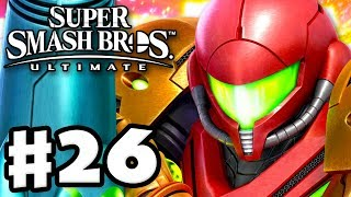 Samus! - Super Smash Bros Ultimate - Gameplay Walkthrough Part 26 (Nintendo Switch)