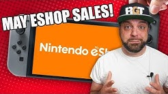 Nintendo Switch eShop Sale for May - The MUST BUY Games!