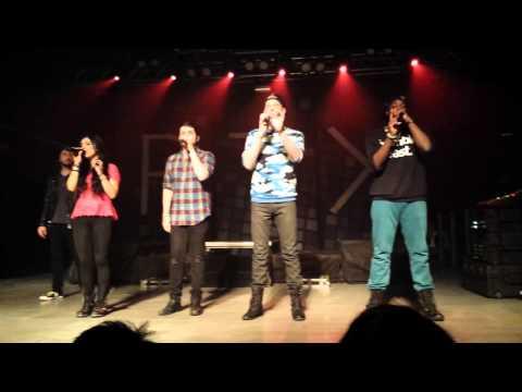 Pentatonix Live - Royals
