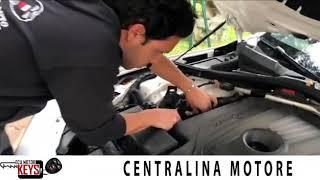 Ricalibrazione centralina motore