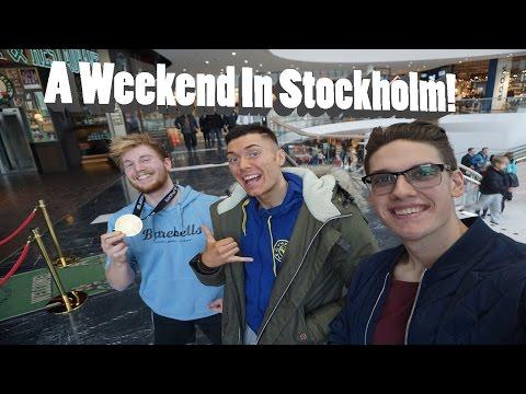 A Weekend In Stockholm! [Vlog 13]