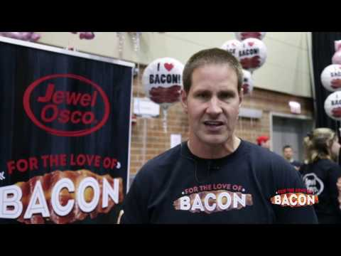 For The Love of Bacon at Jewel-Osco 2017