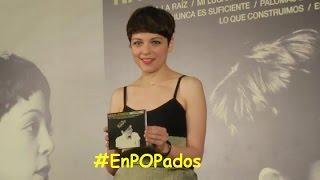 NATALIA LAFOURCADE comenta portada, arte y fotografías del cd