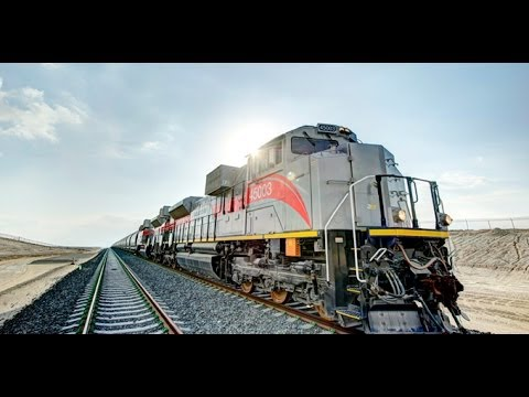 Etihad Rail Network Introuction - Unravel Travel TV
