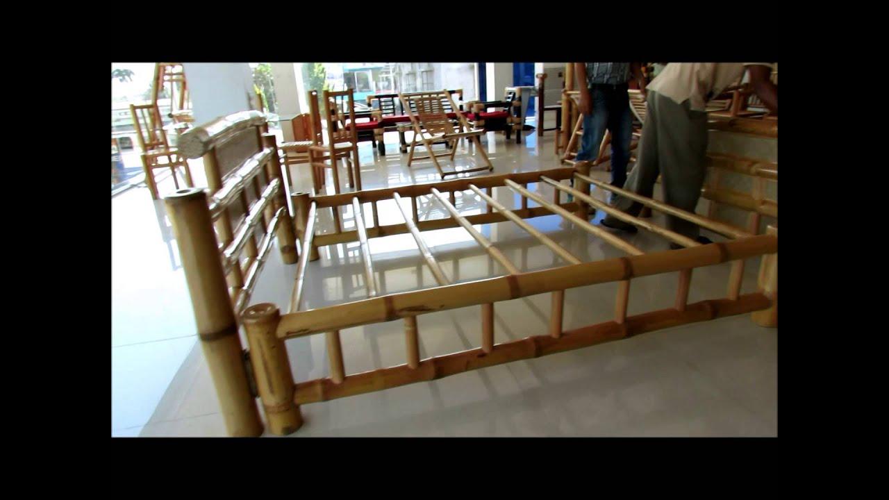 monpi bamboo bed
