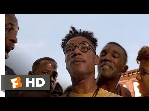 Do the Right Thing 410 Movie   Your Jordans Are F***ed Up! 1989 HD
