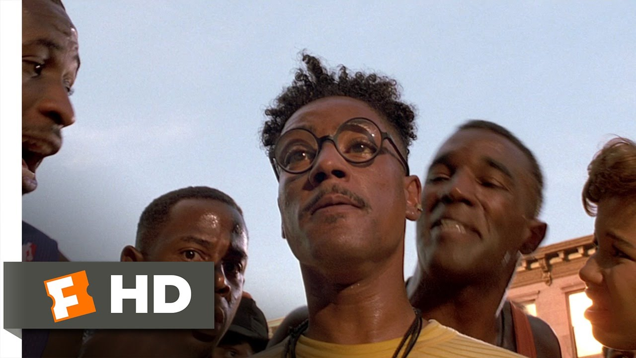Do The Right Thing 4 10 Movie Clip Your Jordans Are Fed Up Shortcircuitmovietshirtfunnyrudemensretro 1989 Hd