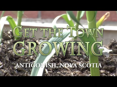 Get The Town Growing - A Documentary